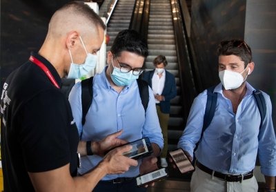 Зеленият сертификат в Италия увеличи броя на ваксинираните