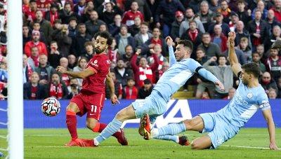 Хеттрик на Фирмино донесе рекордна победа на Ливърпул