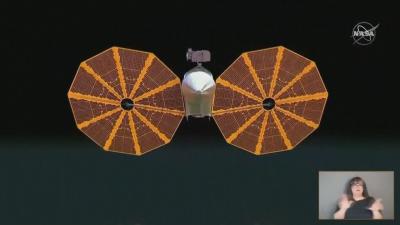 """Мисия на НАСА до Юпитер: Апаратът """"Луси"""" ще търси вкаменелости"""
