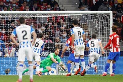 Реал Сосиедад оглави Ла Лига след реми срещу шампиона