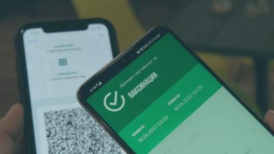 """Започват проверки за """"зелени сертификати"""" от утре"""