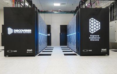 Пускат в експлоатация суперкомпютъра Discoverer