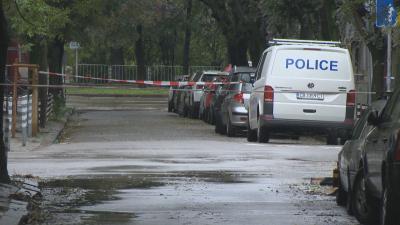 Мъж простреля бившата си жена във фризьорски салон в София и избяга