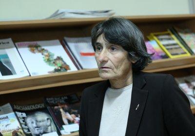 Здравка Евтимова е любимият български писател, според зрителите на БНТ