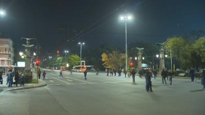 Протестиращи срещу зеления сертификат блокираха Орлов мост