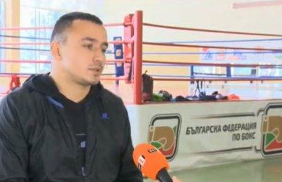 Радослав Панталеев: Ако не взема медал, ще е провал
