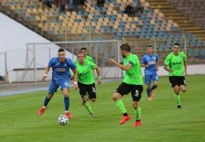 Черно море отваря пунктове за COVID-тестове за мача с Левски