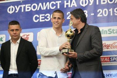 Два гола и асистенция записа Мартин Минчев за Спарта Прага
