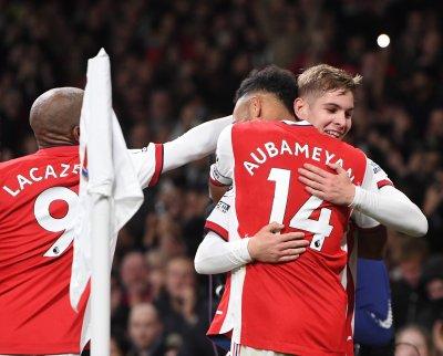 Арсенал категорично надигра Астън Вила в Лондон