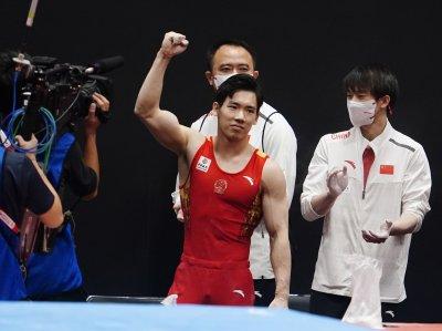 Олимпийският шампион отстъпи световната титла в гимнастиката
