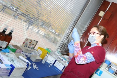 Работата на пунктовете за ваксинация в цялата страна продължава и днес