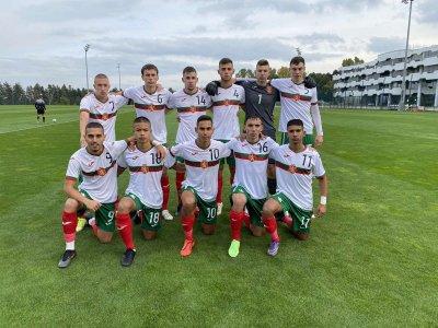 Селекционерът на България U17 определи състава за квалификациите за Евро 2022