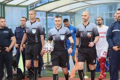 Волен Чинков получи наряд за Лигата на конференциите