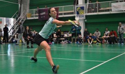 Христомира Поповска е на финал на турнир по бадминтон в Кипър