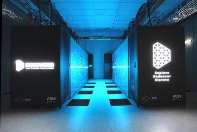 Ето как изглежда суперкомпютърът Discoverer (СНИМКИ)