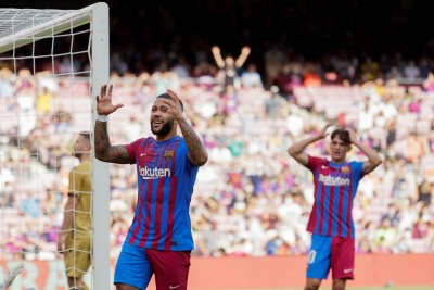 Ансу Фати вдъхнови Барселона за обрат срещу Валенсия