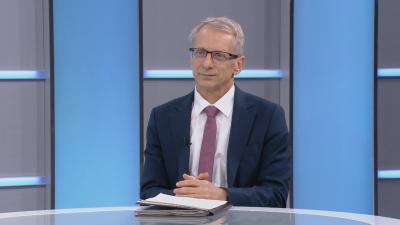 Николай Денков: Решението за въвеждане на зелен сертификат е на Министерство на здравеопазването