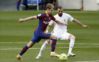 Суперсблъсък в Испания: Барселона – Реал Мадрид