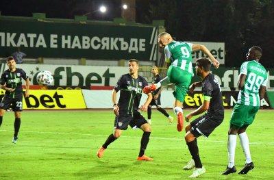 Камбуров разплака Черно море и класира Берое на 1/4-финал за Купата