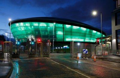 Проливни дъждове в Шотландия и Англия: Напълно непроходими улици в Глазгоу