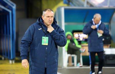 Станимир Стоилов: Няма да подценим никого, искам Левски на финал за Купата