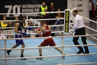 Кирил Русинов загуби драматично на старта на Световното първенство по бокс в Белград