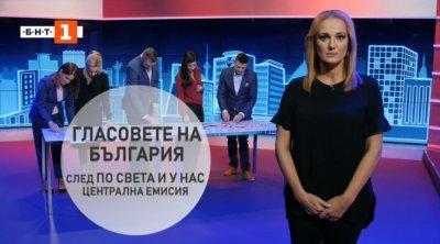 """Посланията на партиите в """"Гласовете на България"""" (26.10.2021)"""