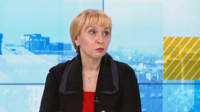 Омбудсманът Диана Ковачева: Онлайн обучението не работи