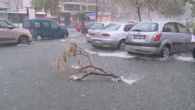 Циклон в Италия взе жертви