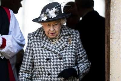 Кралица Елизабет II няма да присъства на срещата за климата
