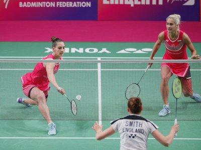 Сестри Стоеви с победа на старта на турнир по бадминтон в Париж