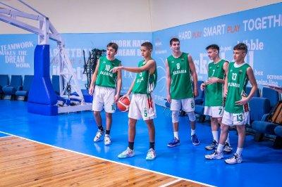 България се окичи с бронз от Световното първенство по баскетболни умения