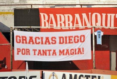 Барселона и Бока Хуниорс ще играят в чест на Марадона