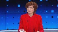 Саша Безуханова: ЕК предвижда 100 млрд. евро за дигитално образование до 2027 г.