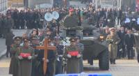 Погребват генерал Боцев в родния му Гоце Делчев
