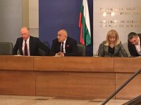 Среща на премиера Борисов и министри с превозвачите