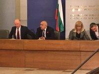снимка 5 Среща на премиера Борисов и министри с превозвачите