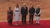 Приключи посещението на Тръмп в Индия