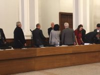 снимка 7 Среща на премиера Борисов и министри с превозвачите