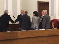 снимка 8 Среща на премиера Борисов и министри с превозвачите