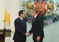 Радев и Анастасиадис обсъдиха новия европейски бюджет