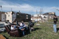 25 жертви на торнадо в Тенеси