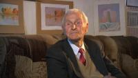 Историята на Христо Гъдев, чийто дядо е поставил бронзовия лъв на Паметника на свободата