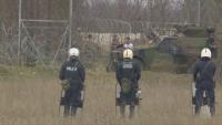Остава напрежението по границата между Гърция и Турция