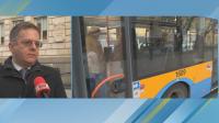 Столична община следи дезинфекцията на градския транспорт, детските градини и обществените места