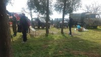 снимка 8 Хиляди мигранти остават блокирани на границата с Турция