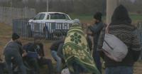 От нашите пратеници: Властите отказаха да пускат мигранти в ничията земя край Одрин