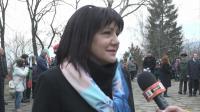 Цвета Караянчева: Нека помним делото на нашите бащи-учредители, възрожденци, национални революционери