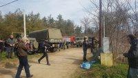 снимка 9 Хиляди мигранти остават блокирани на границата с Турция