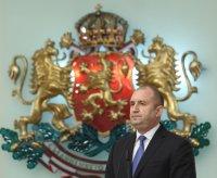Президентът Радев призова да няма паника, а самодисциплина заради коронавируса